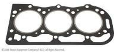 Ford 4000 4600 Tractor 3cyl Diesel Engine Head Gasket 61969 Up E0nn6051aa