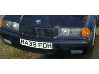 Bmw e36 front bumper