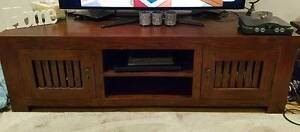 ******SOLID WOOD TV UNIT****** Ascot Vale Moonee Valley Preview