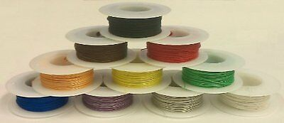 30 Awg Kynar Wire Wrap - 30 Gauge Kynar - 100 Feet Any Color