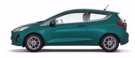 2017 Ford Fiesta 1.0 EcoBoost Titanium 3 door Powershift Petrol Hatchback