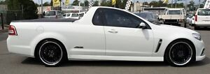 2013 Holden Ute VF MY14 SS Ute White 6 Speed Sports Automatic Utility Caboolture Caboolture Area Preview