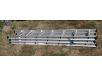 Abru trade triple extension ladder 2.03M - 4.73M