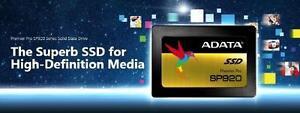 256GB ADATA SP920 2.5in SATA 6Gb/s Solid State Drive - ASP920SS3-256GM-C