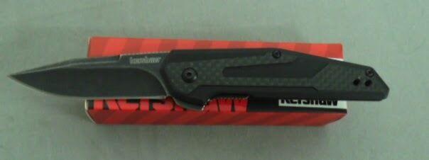 KERSHAW KNIFE 1160 FRAXION LIGHTWEIGHT FOLDER LINERLOCK NEW