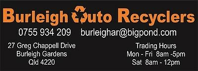 Burleigh Auto Recyclers