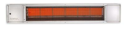 el Electronic Ignition Infrared Natural Gas Outdoor Heater (Electronic Ignition Natural Gas Heater)
