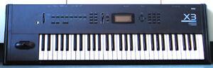 For sale: Korg X3 / X-3 Keyboard/Music Work station.