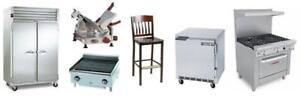 OPENING A RESTAURANT OR GROCERY STORE? WE CAN HELP! NEW AND USED EQUIPMENT AVAILABLE