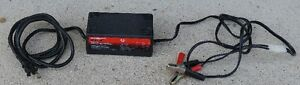 Motorcycle/ATV Battery Charger