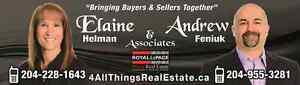 Buying or Selling Real Estate in Winnipeg and Surrounding Areas?