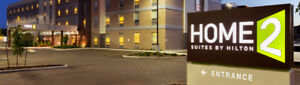A home away from home - Home2 Suites by Hilton West Edmonton