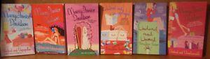Queen Betsy #1-6 Paranormal Comedic Romance PB 1st Ed.