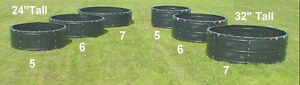 Hay Rings For Feeding Round Bales