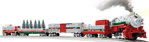 Lionel North Pole Express Christmas Train Set O Scale