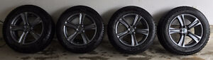 Blizzak DM-V2 winter wheels set for Toyota Venza