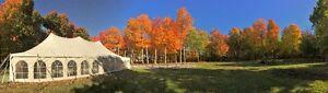 Mariage champêtre dans les couleurs !!! apportez votre vin Saint-Hyacinthe Québec image 2