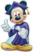 Mickey Mouse Graduation