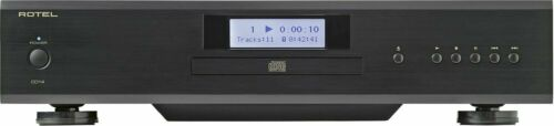 Rotel - CD (Compact Disc) Player with Wolfson DAC (Black) CD14 - UD - Read