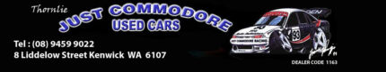Just Commodores