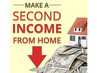 Learn how to get a second income