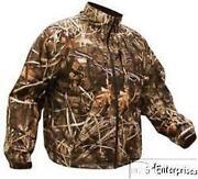 Camo Hunting Coat