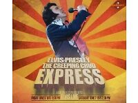 Elvis The Creeping Crud Express CD