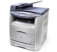 Canon All in One Color Laser Printer - new toner, network ready
