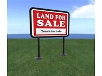 LAND FOR SALE / BUILDING PLOT