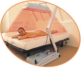 Portable Tanning Bed