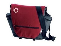 Red bugaboo change bag excellent condition
