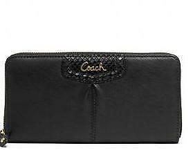 Coach Zip around wallet NBcn7