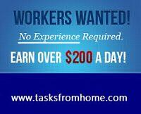 Take the easiest job to grow your income