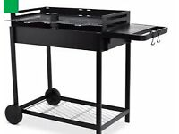 Zelfo Charcoal Barbecue (B&Q) + cover (used once).