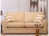 Alstons Vancouver 3 Seater Sofa Bed - Originally more than £1,000