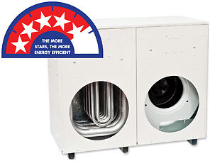 Braemar TH420 4.7 star gas ducted heating unit with spectrolink controller