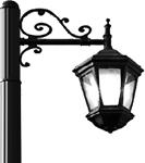 The Corner Lamppost