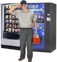 Vending Repairs / Installations