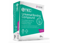 GTEC Universal Bonding Compound for dry lining