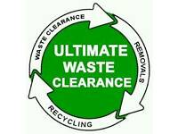 Waste&rubbish removal service