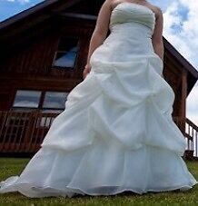 Wedding Dress - size 18