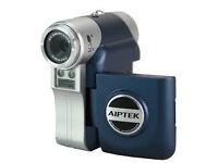Aiptek Pocket DV T220 Digital Video Camcorder