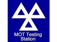 Full/Part time MOT tester wanted in Oxford Area