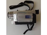 Mini DV Digital Camcorder with leads, extra batteries and more