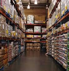 WAREHOUSE SALE CASH AND CARRY OPEN TO PUBLIC