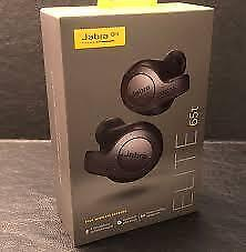 Jabra Elite active 65t earbuds brand new  comes with warranty.