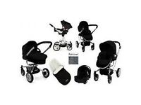 graco symbio 3 in one travel system