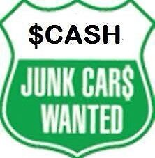 Junk vehicle / metal removal & buying vehicles that need work
