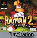 Rayman 2 the great escape platinum (PS1 tweedehands game)