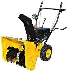 SNOW  BLOWERS 6.5 TWO STAGE WITH REVERSE BRAND NEW Cambridge Kitchener Area image 4